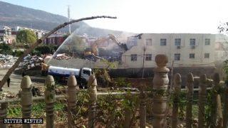 Three-Self Churches Demolished in Henan and Shanxi