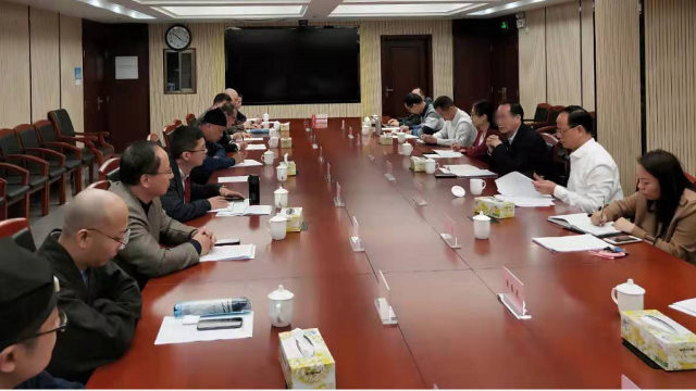 "Anti-xie jiao and ""foreign religious infiltration"" work meetings were held throughout Guangdong Province."