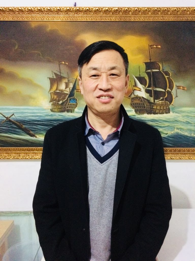 Brother Zhang Wenbo in Spain