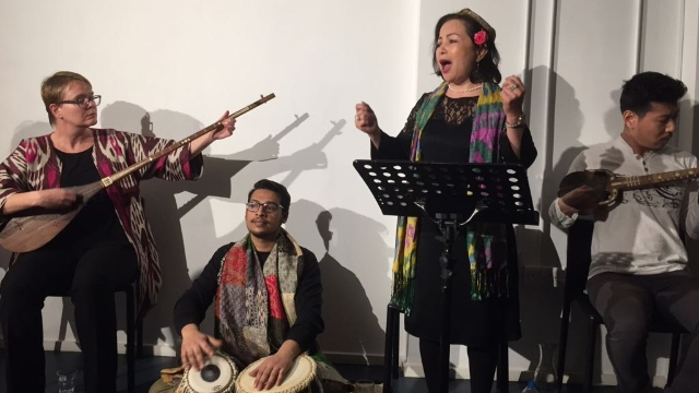 Singing for the Spring: Rehime Mahmut and the Silk Road Collective