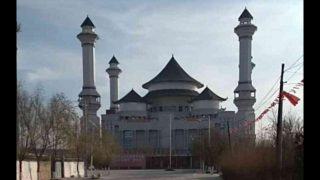 The 'Sinicized' Weizhou Grand Mosque in Ningxia