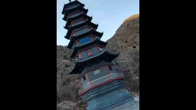 Buddhist Pagodas and Temples Shuttered, Destroyed