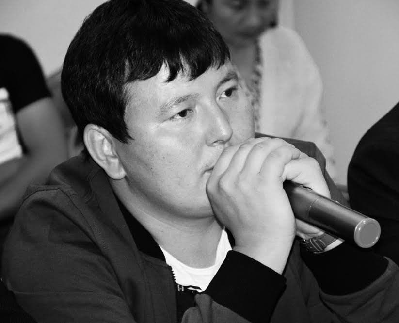 Kairat Samarkan tried to commit suicide, being no longer able to tolerate abuse in the camp.