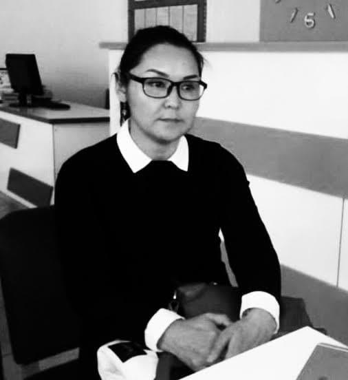 Kaisha Akan, who fled China like Sairagul, is in court.