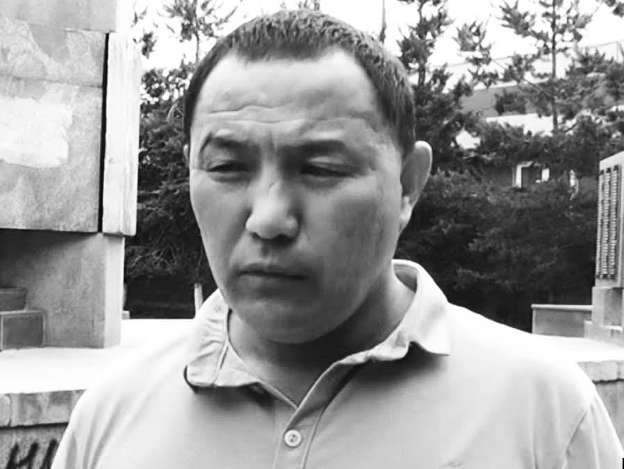 """In China I went through hell,"" Orynbek Koksebek said."