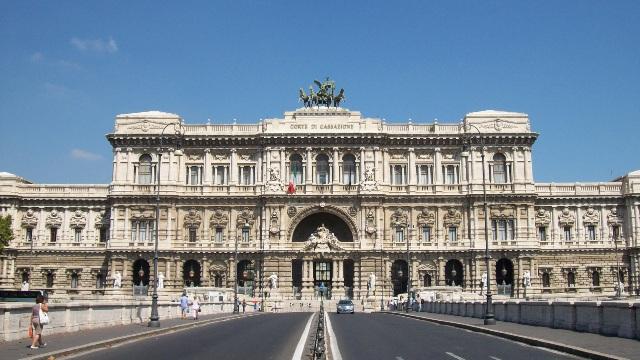 Palazzo di Giustizia, Rome