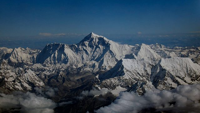 Mount Everest, now home to the highest 5G base station in the world
