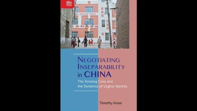 Negotiating Inseparability in China_bookcover