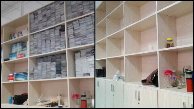 All religious books in a Three-Self church in Hukou have been confiscated.