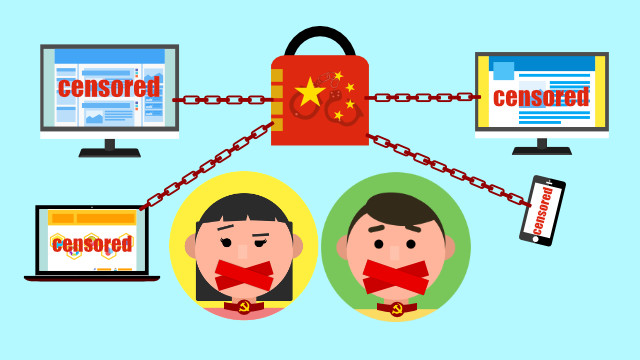 China's online censorship is silencing the young.