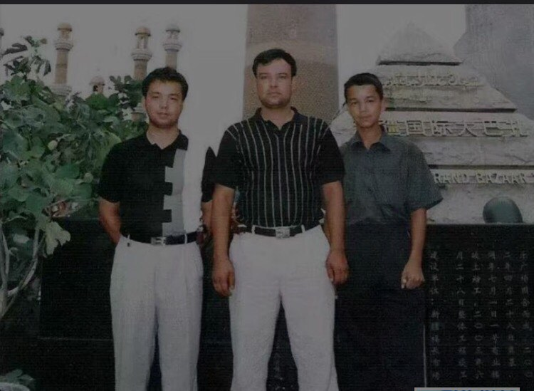 Memeteli and his brothers.