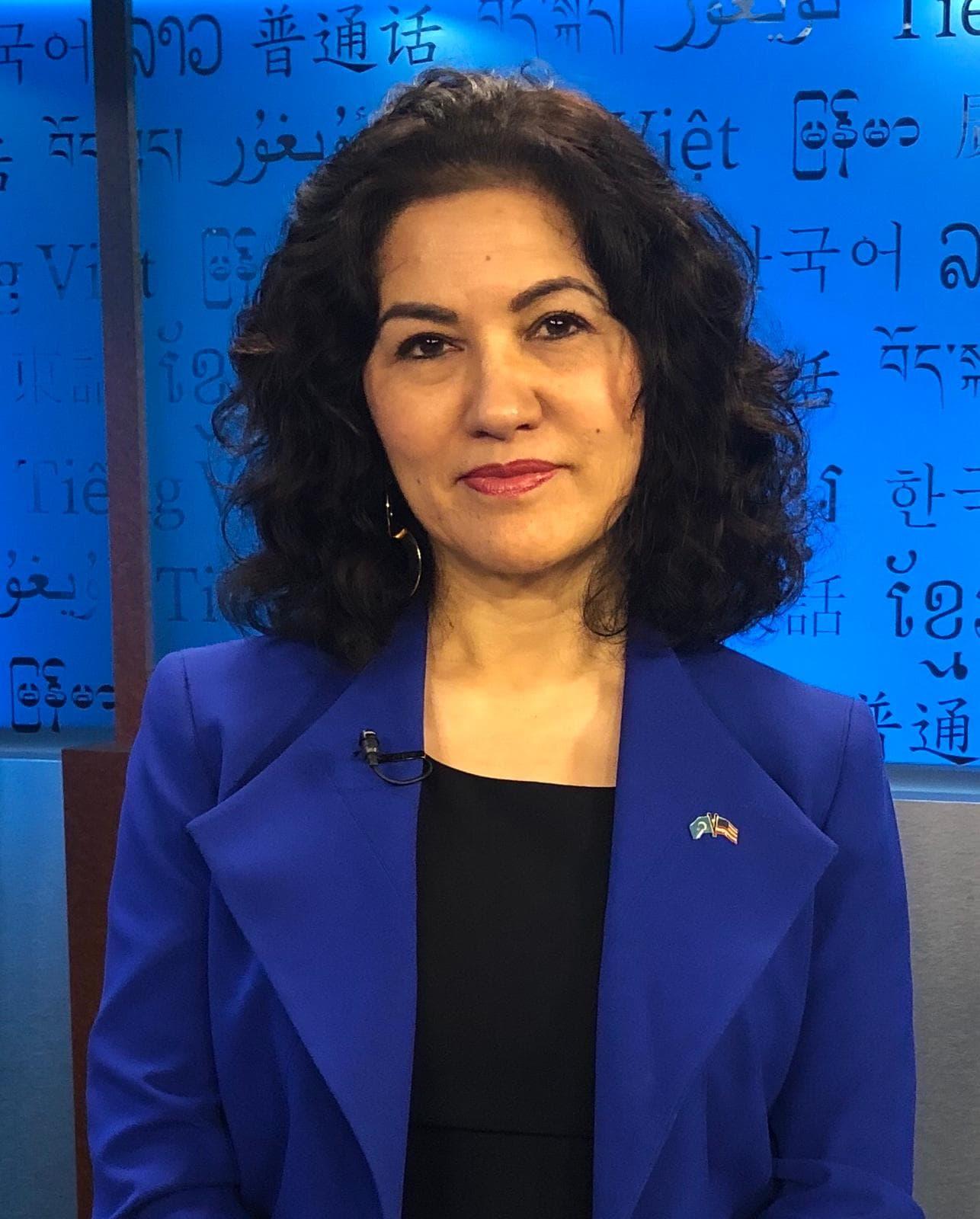 Rushan Abbas
