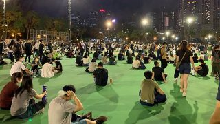 In Hong Kong, the Spirit of Tiananmen Lives On