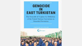 Uyghurs: Yes, It Is a Genocide. A New Report