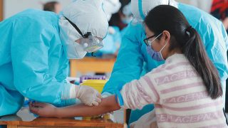 CCP Continued Forced DNA Collection Amid the Pandemic