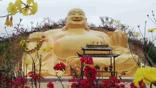 Outdoor Buddhist Statues Demolished Nationwide