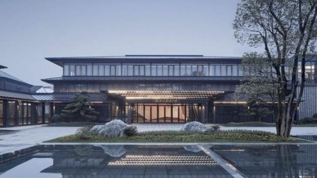 The Fengqiao Experience Exhibition Hall, Fengqiao, Zhejiang (from Twitter)