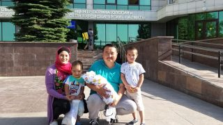 Kazakhstan, Serikzhan Bilash in Court Again