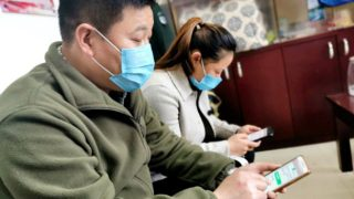 Studying 'Xi Jinping Thought' During Pandemic