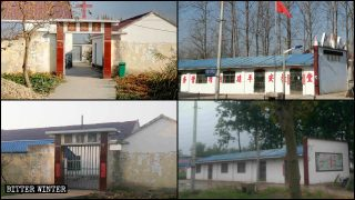 Nearly 550 Protestant Venues Shut Down in Jiangsu Province
