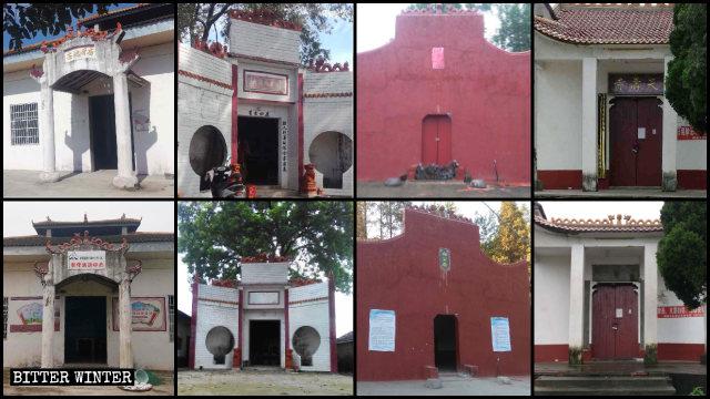 Many-Jianli-county-temples-were-shut-down