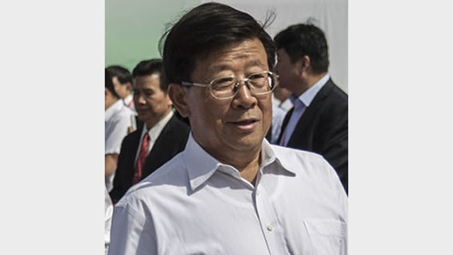Minister of Public Security Zhao Kezhi