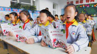 母国語と文化を無視するように教えられたウイグル人の学生