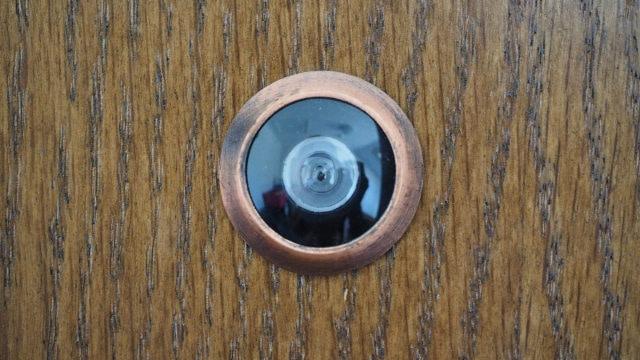秘密監視カメラ