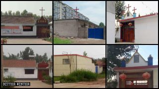 Religious Venues Shut After Assessment of Local Party Cadres