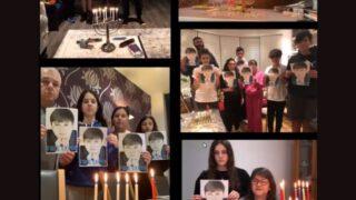 ユダヤ人がウイグル人を念頭に置いてハヌカを祝った方法