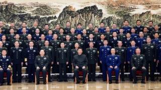 中国の新しい国防法:Xi、軍隊は彼らの力を拡大する