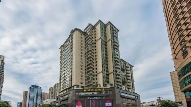 The Wenzhou Hotel complex in Guiyang.