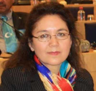 Zubayra Shamseden
