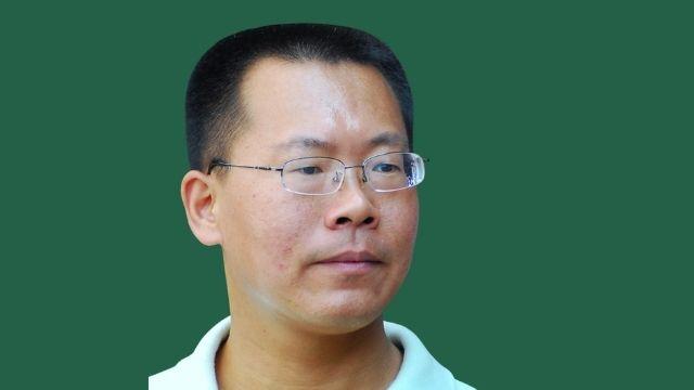 追放された人権弁護士のTengBiao。