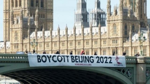 Diplomatic Boycott of Beijing Olympics: Now, Make It a Reality