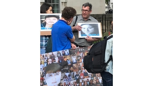 Ben Rogers, well-known to readers of Bitter Winter, raising the profile of Uyghur folklore expert, Rahile Dawut who disappeared in December 2017.