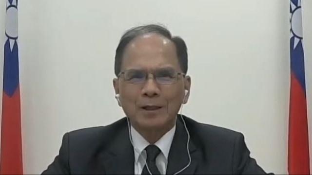 You Shi Kun, President of Taiwan's Legislative Yuan.