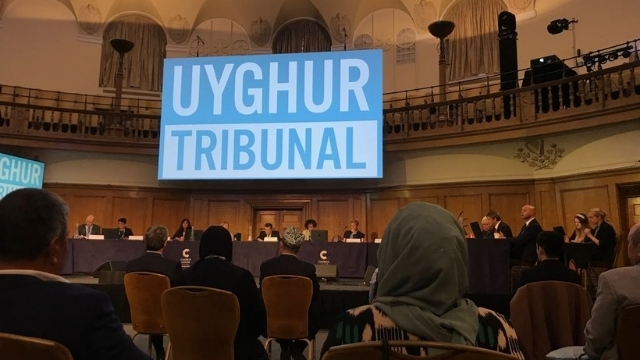 The Uyghur Tribunal's Second Session Launched in London